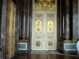 Photo of Paris Versailles Independent Day Trip from Paris Doors in the Chateau de Versailles