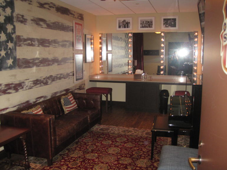Dressing Room - Nashville