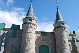 Photo of   Fortification of Quebec City - Artillery Park