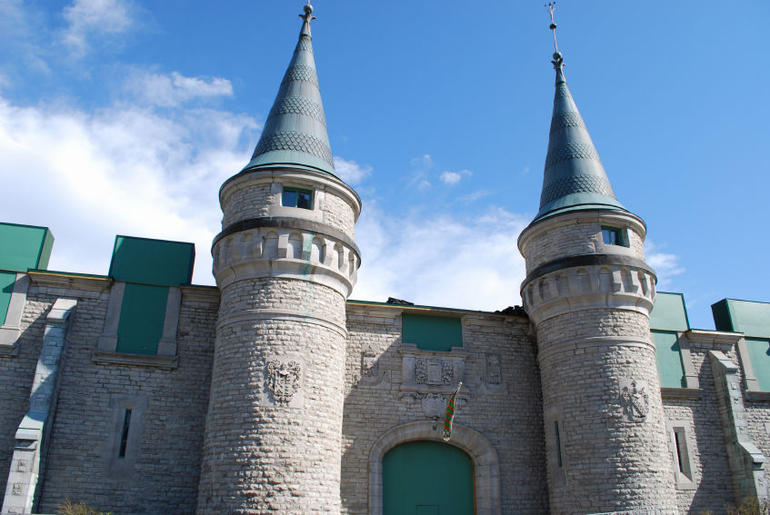 Fortification of Quebec City - Artillery Park - Quebec City