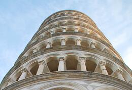 Photo of Florence Tuscany in One Day Sightseeing Tour Leaning Tower from the Bottom Up