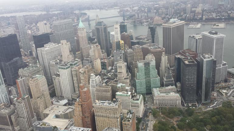 New York Scenic Helicopter Tour - New York City