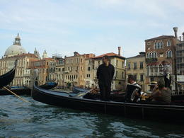 Photo of Venice Venice Gondola Ride and Serenade nuestro cantante