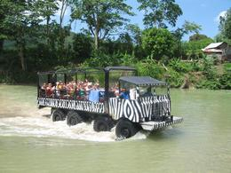 Photo of Punta Cana Dominican Republic Mega Truck Safari Safari-ing?!?!? Off-road safari in Dominican Republic