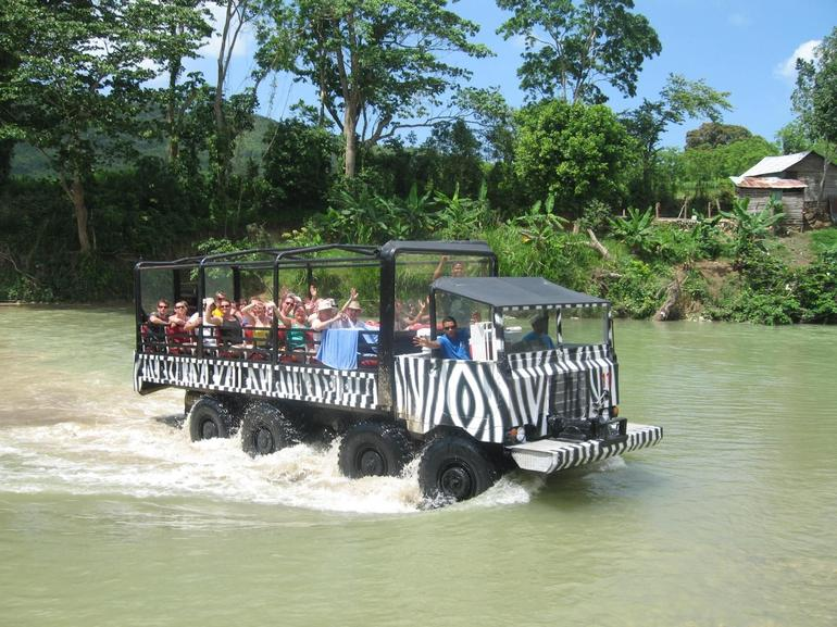 Safari-ing?!?!? Off-road safari in Dominican Republic - Puerto Plata