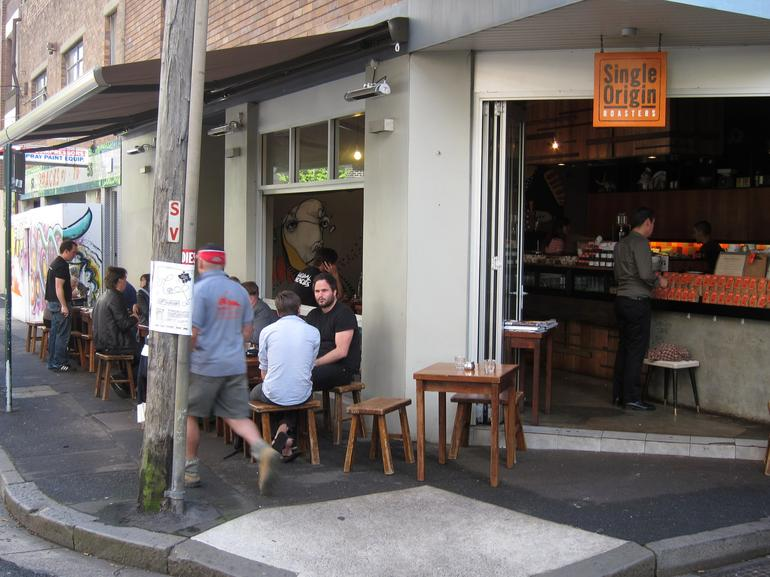 Single Origin Cafe - Sydney