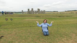 Photo of London Stonehenge, Windsor Castle and Bath Day Trip from London Stonehenge was breathtaking!!