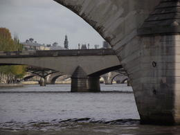 Photo of Paris Seine River Hop-On Hop-Off Sightseeing Cruise in Paris The bridges of the Seine.