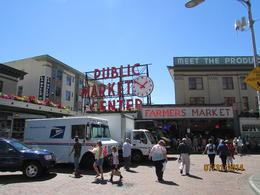 Photo of Seattle Seattle in One Day: Sightseeing Tour including Space Needle and Pike Place Market The market