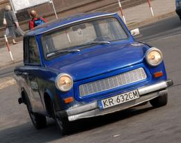 Photo of Krakow Communism Tour in a Genuine Trabant Automobile from Krakow Voted worst Car