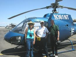 Photo of Las Vegas Grand Canyon Helicopter and Ranch Adventure Back Home!