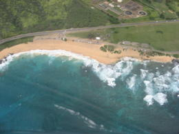Photo of Oahu 45-minute Oahu Helicopter Tour: Hidden Oahu Beach View