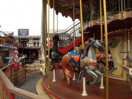 A popular Pier attraction, ROD C - November 2011