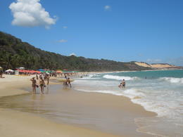 Photo of Natal Pipa Beach from Natal DSCN1979.JPG