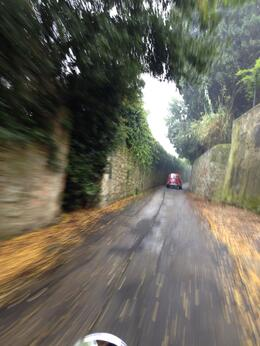 Photo of Florence Florence Vespa Tour: Tuscan Hills and Italian Cuisine Keeping up with the 500