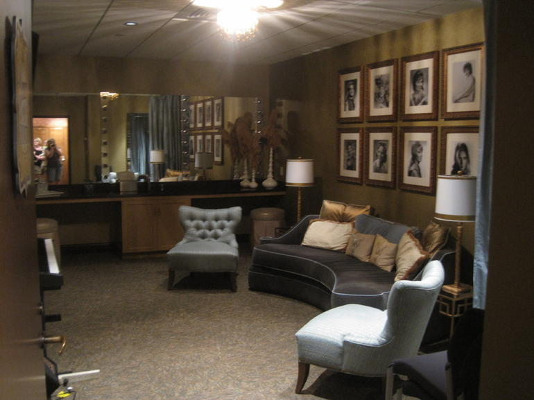 Ladies of Country Music Dressing Room - Nashville