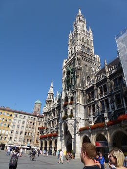 Photo of Munich Hitler and the Third Reich Munich Walking Tour Neues Rathaus
