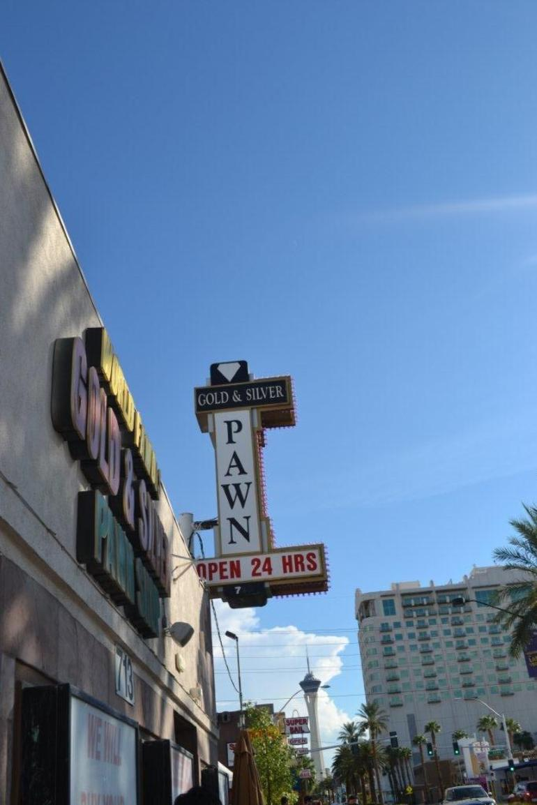 On the Pawn Stars Tour - Las Vegas