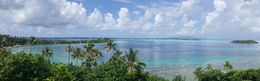 Panorama view of Bora Bora from 4WD Tour , Andrew E - April 2016