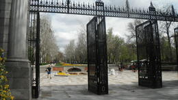 Photo of Madrid Madrid City Hop-on Hop-off Tour Parque do Retiro