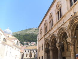 Photo of Dubrovnik Super Saver: Dubrovnik Old Town and Ancient City Walls Historical Walking Tour Rector's Palace