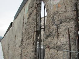 Photo of   Remaining part of West part of Berlin Wall