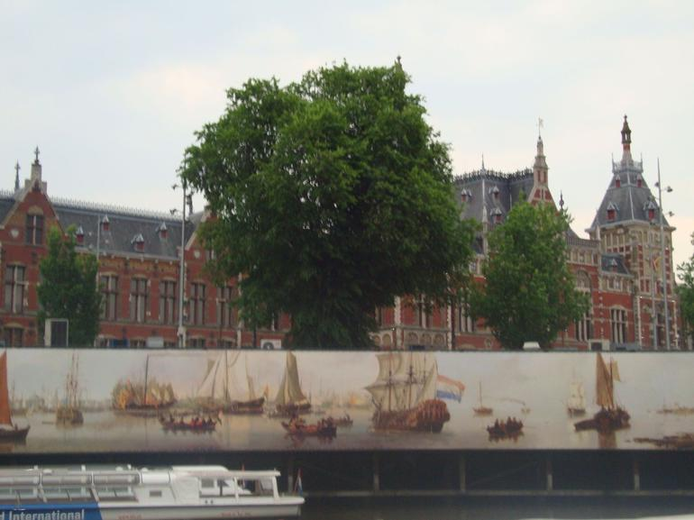 The Dutch Masters Welcome - Amsterdam