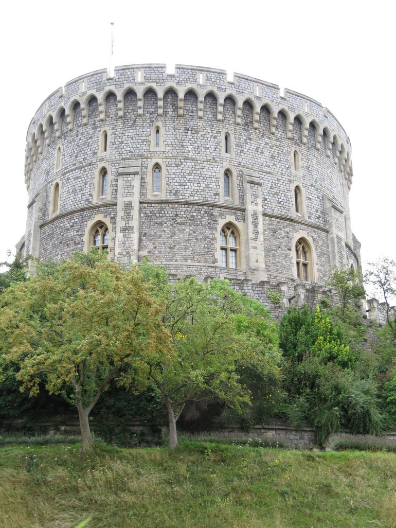 The main tower - London