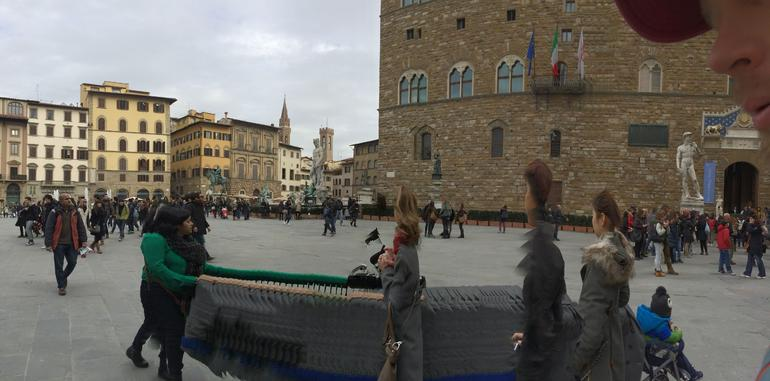Town square - Florence