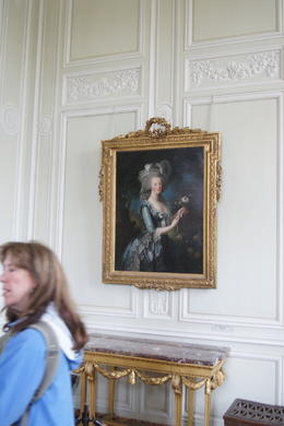 Photo of Paris Best of Versailles Day Trip from Paris: Skip-the-Line Palace of Versailles Tour, Grand Canal Lunch and the Grand Trianon Two amazing ladies; Lucilla or Tour Director and Marie...