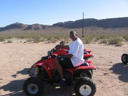 Photo of Las Vegas Hidden Valley and Primm ATV Tour Waiting to Smash Out!