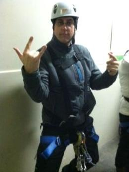 All geared up and ready to ride!, taylor - December 2011