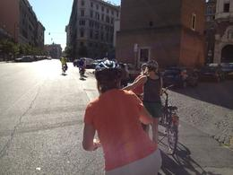 The best way to see the city. A good pace and a great route. , John E - July 2012