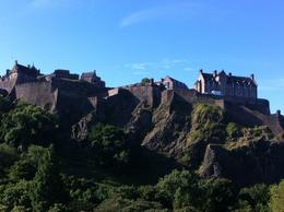 Stirling Castle from the tour bus. , HappyBoyPat - August 2012