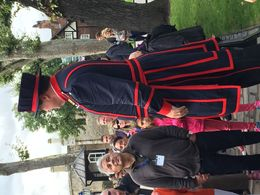 Our tour guide Mr. James Beefeater was great. , Lee H - August 2015