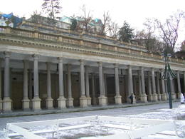 Photo of Prague Karlovy Vary Day Trip from Prague Colonades