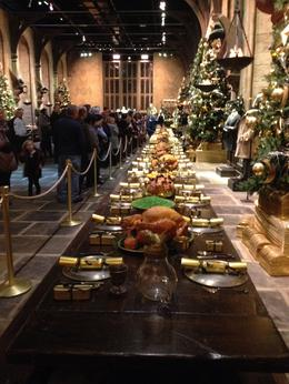 Photo of London Warner Bros. Studio Tour: 'The Making of Harry Potter' with Transport from London Comedor de Howarts