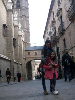 Photo of Madrid Toledo Half-Day or Full-Day Trip from Madrid con mi hija PAULINA