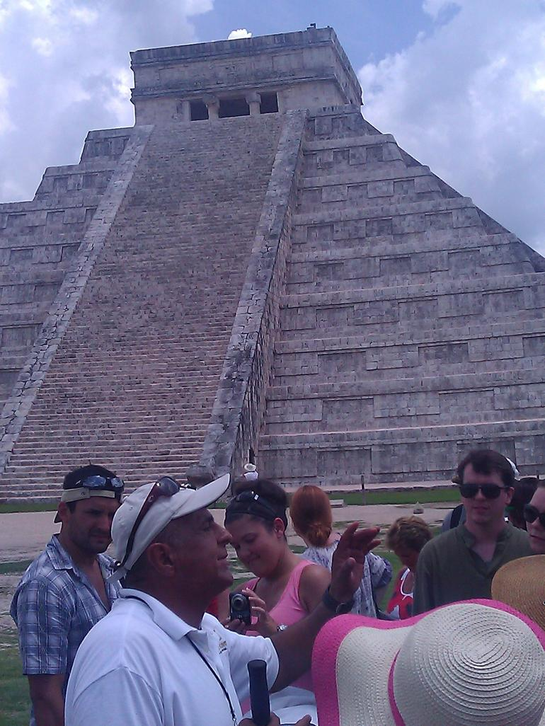 Great tour guide - Cancun