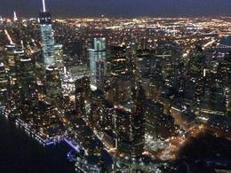 Photo of New York City Viator VIP: NYC Night Helicopter Flight and Statue of Liberty Cruise Helicopter Tour