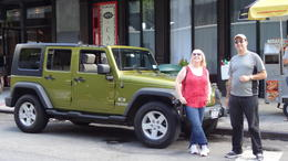 Photo of New York City Private Tour: New York City by Jeep SUV Isaac and the missus