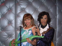 Photo of Las Vegas Madame Tussauds Las Vegas Me and Prince