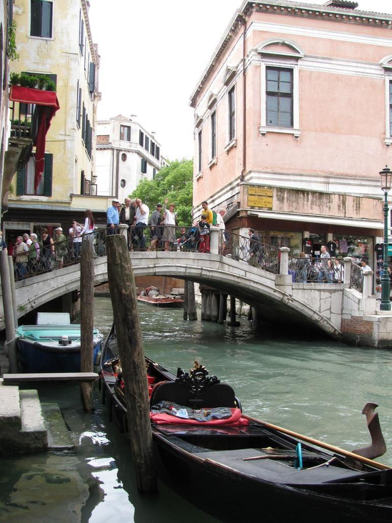 North of Grand Canal - Venice