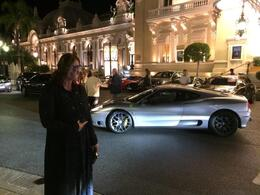 Photo of Nice Small-Group Evening Tour and Dinner in Monte Carlo from Nice Outside Monte Carlo Casino