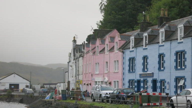 Portree - Glasgow