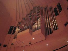 This organ is rarely played at the Sydney Opera House., Jodie A - October 2007
