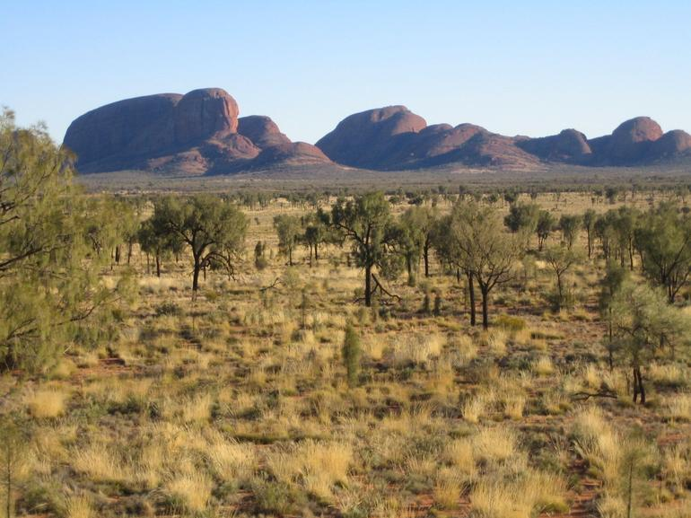 The Olgas - Ayers Rock