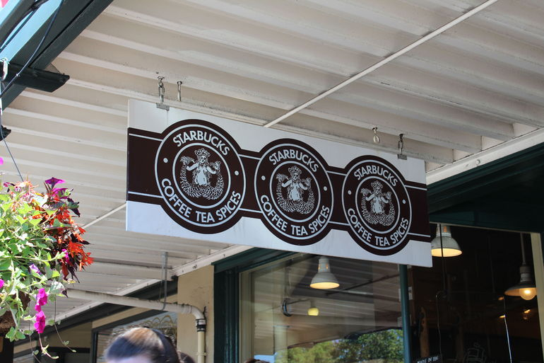 The originale Star bucks
