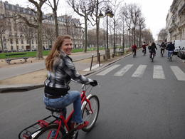 Photo of Paris Paris Bike Tour The streets of Paris