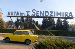 Photo of Krakow Communism Tour in a Genuine Trabant Automobile from Krakow Trabant 1